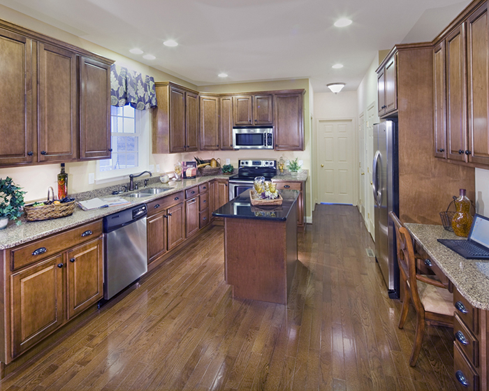 The cambridge new homes monthly for New kitchen cedar grove