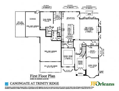 The Canongate at Trinity Ridge