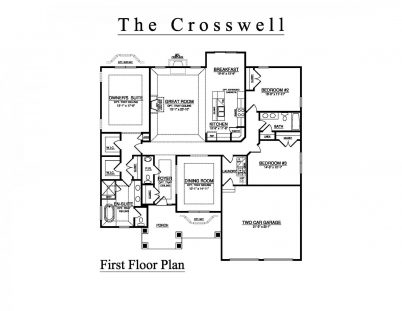 The Crosswell – The Retreat