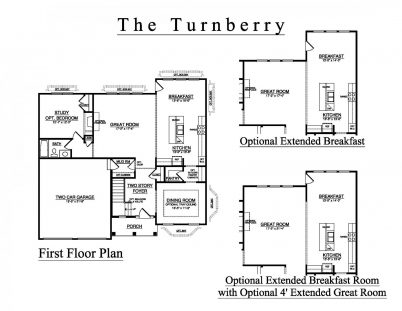 The Turnberry – The Retreat