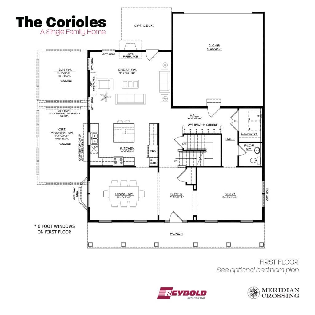 Meridian Crossing – Single Family Homes