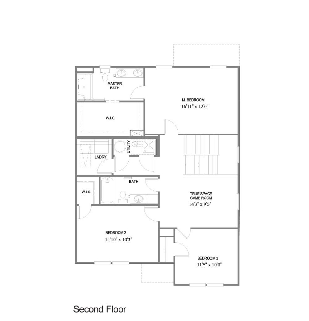 The Hudson Townhome