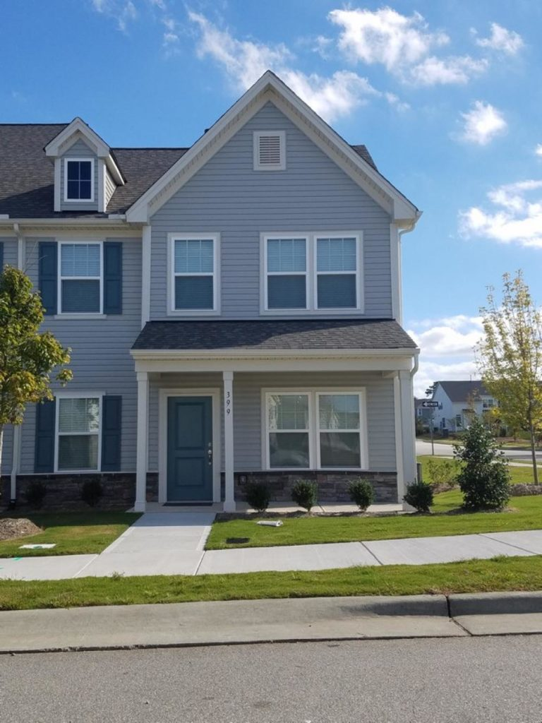 The Upton II Townhome at Sterling