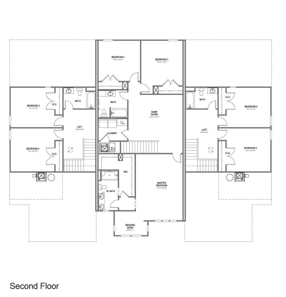The Carson Townhome