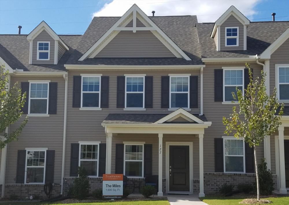 The Miles II Townhome at Sterling