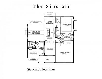 The Sinclair – The Retreat