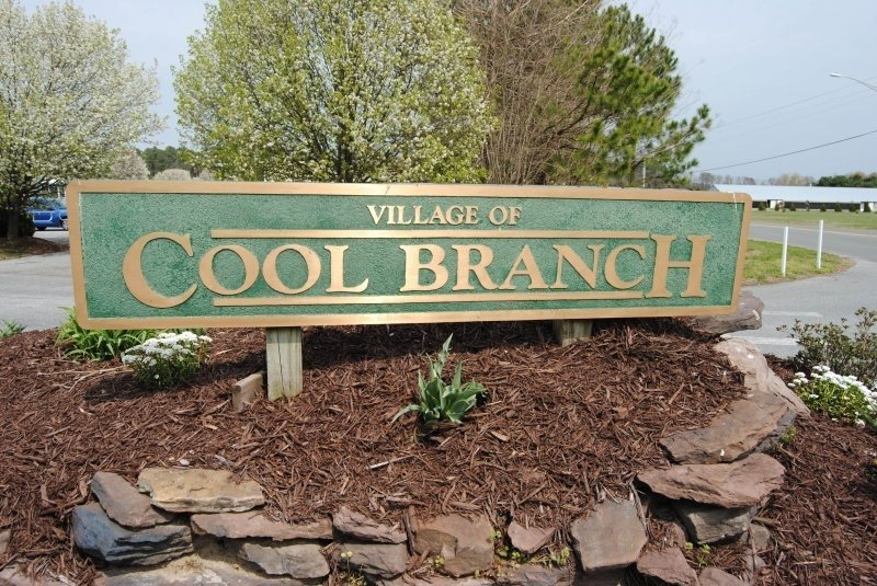 The Village of Cool Branch