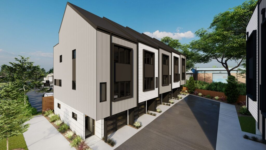 West Trade Townhomes